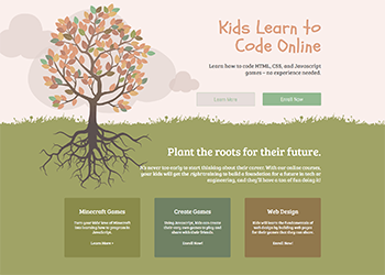 Kids Online Coding Lessons