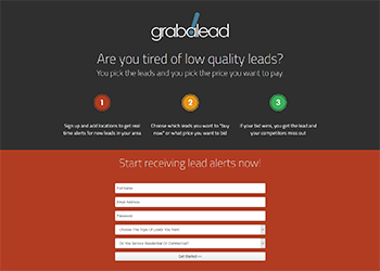 Lead Bidding and Lead Alerts
